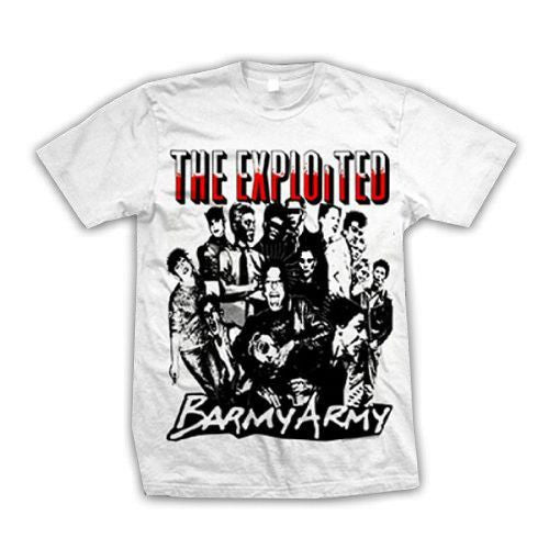Exploited Barmy Army Shirt - DeadRockers