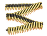 Brass 223 Bullet Belt