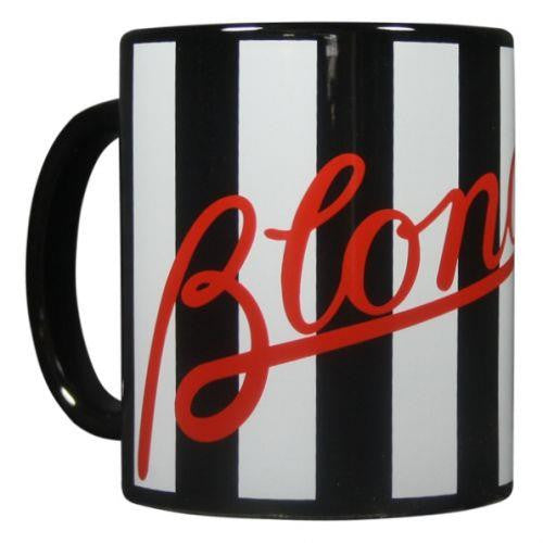 Blondie Striped Mug