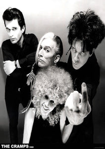 The Cramps Band Photo Poster