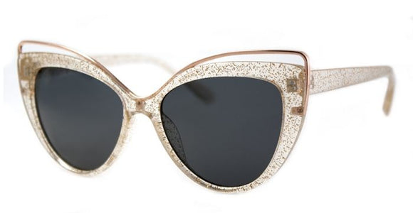 Groovy Glitter Baby Sunglasses