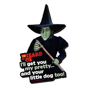 Wizard of Oz Witch Chunky Magnet
