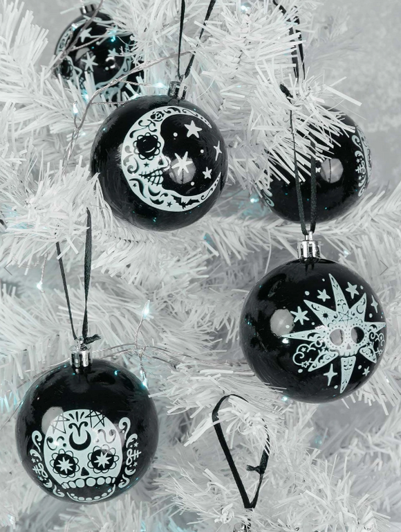 Sugarhigh Hexmas Baubles Ornaments