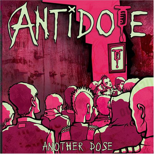 Antidote - Another Dose CD