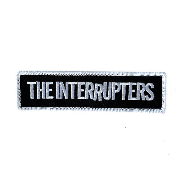 The Interrupters Logo Patch