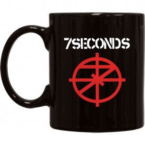 7 Seconds Mug - DeadRockers