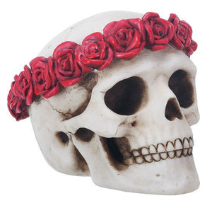 Flower Skull - DeadRockers