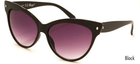 Black Contessa Sunglasses