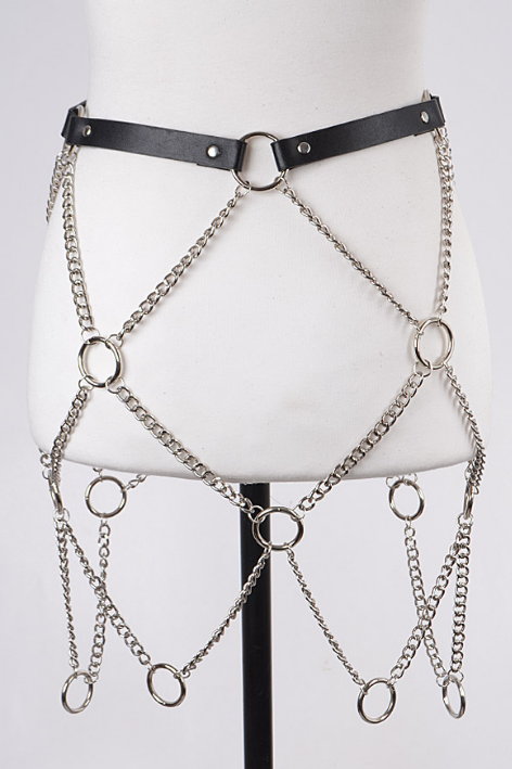 Chain Gang Skirt / Belt