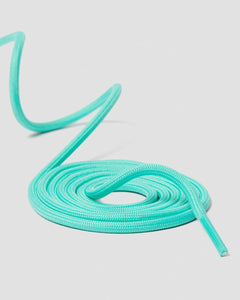 "Cockatoo Teal 55"" Round Laces (8-10 Eye)"