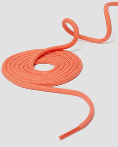 "Salmon Peach 55"" Round Laces (8-10 Eye)"