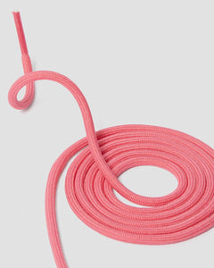 "Pink Salt 55"" Round Laces (8-10 Eye)"