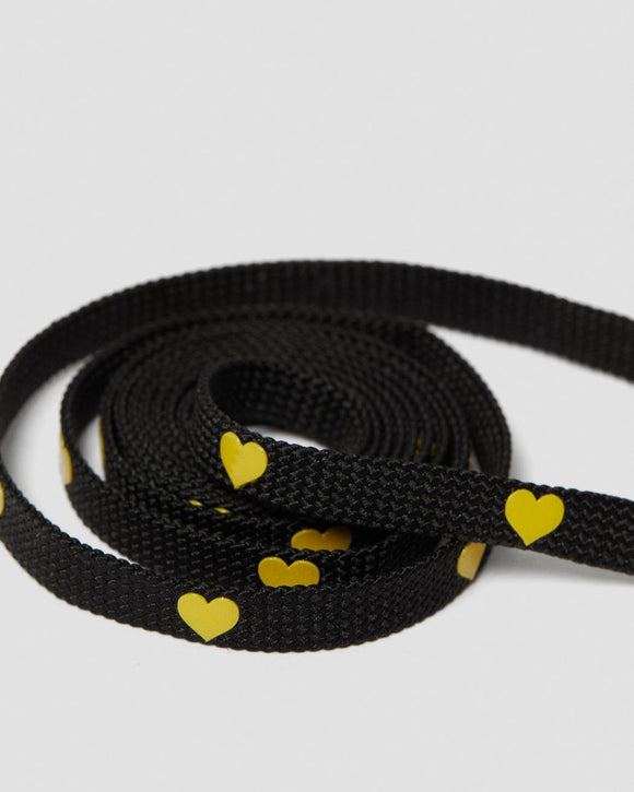 Black & Yellow Heart 55