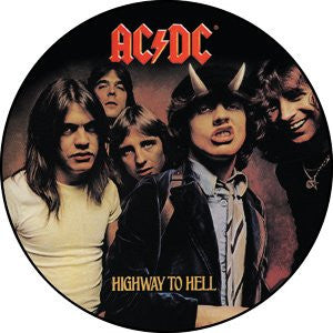 AC/DC Highway to Hell Pin - DeadRockers