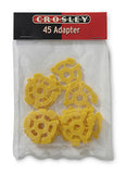 45 RPM Plastic Adaptors - DeadRockers