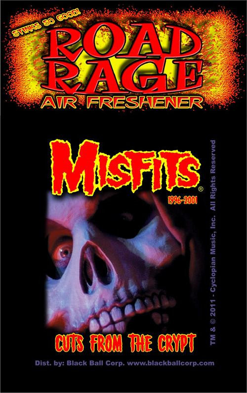 Misfits Cuts From the Crypt Air Freshener - DeadRockers