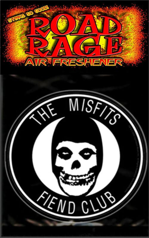 Misfits Fiend Club Air Freshener - DeadRockers