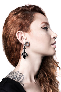 Agrippa Damask Earrings