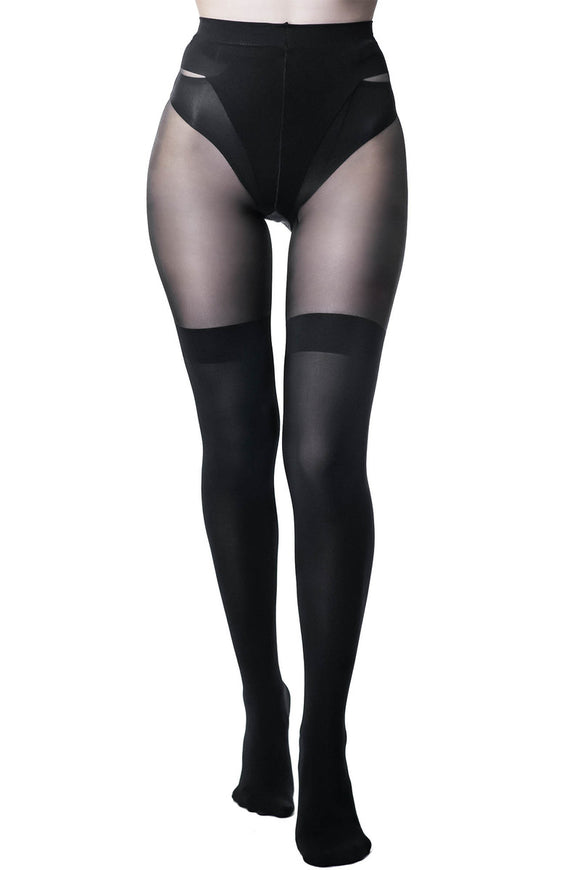 Alona Faux Thigh HighTights