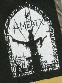 Amebix Patch - DeadRockers