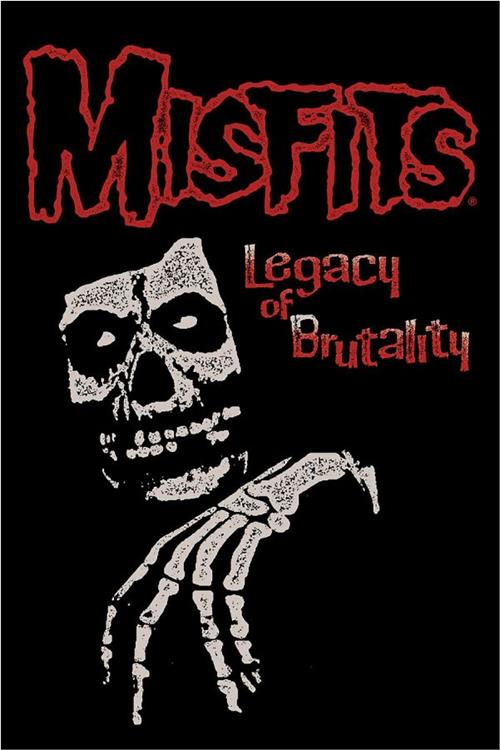 Misfits Legacy Poster