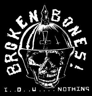 Broken Bones 'IOU' Patch - DeadRockers