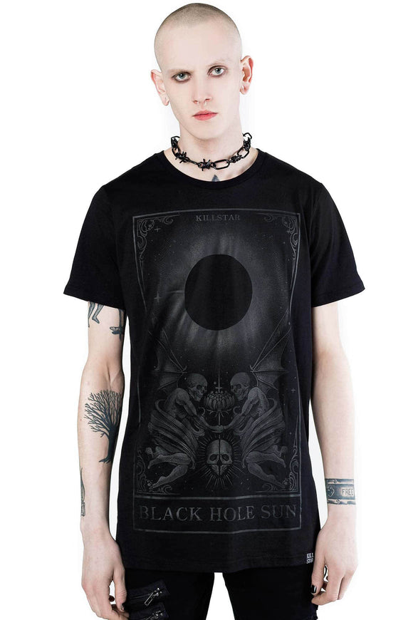 Black Hole Sun T Shirt
