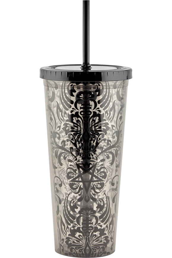 Bloodlust Damask Cold Brew Cup