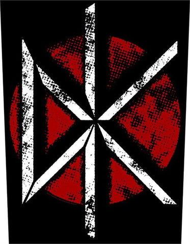 Dead Kennedys Woven Back Patch