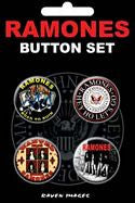 Ramones Button Pack