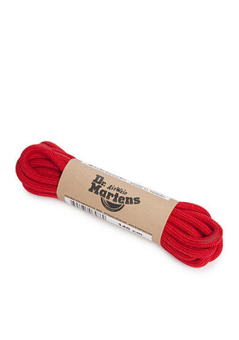 "Red 83"" Round Laces (12-14 Eye)"