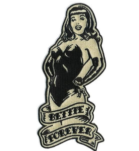 Bettie Page Forever Patch