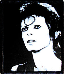 Bowie Face Patch - DeadRockers