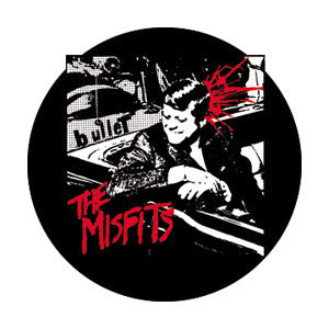 Misfits 'Bullet' Pin - DeadRockers