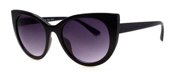 Black Buttercup Sunglasses