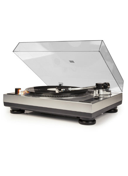 C100 Turntable - Silver - DeadRockers