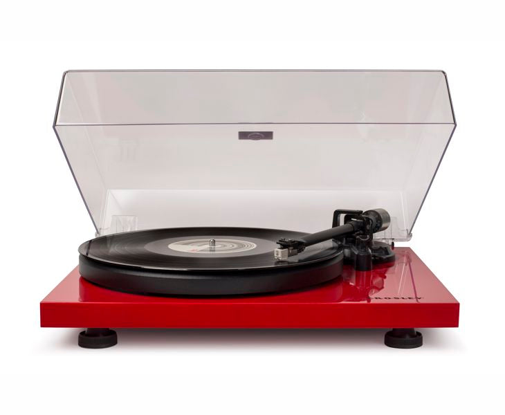 C6 Turntable - Red