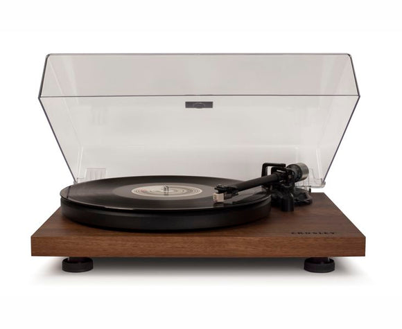 C6 Turntable - Walnut