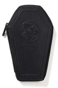 Casey Coffin Wallet - DeadRockers