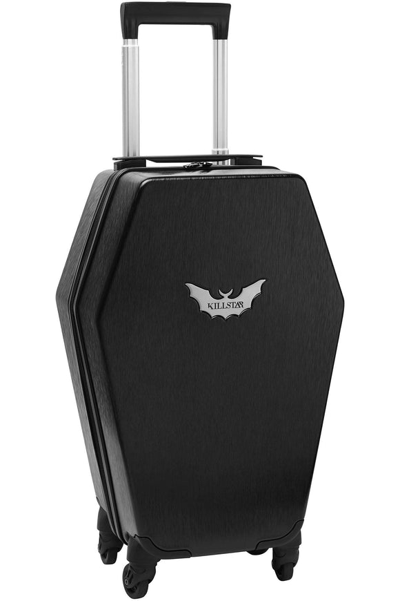 Casket Carry Coffin Travel Suitcase