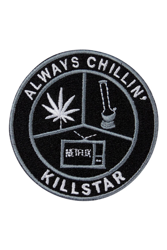 Always Chillin Patch