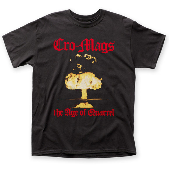 Cro-Mags Band Shirt - DeadRockers