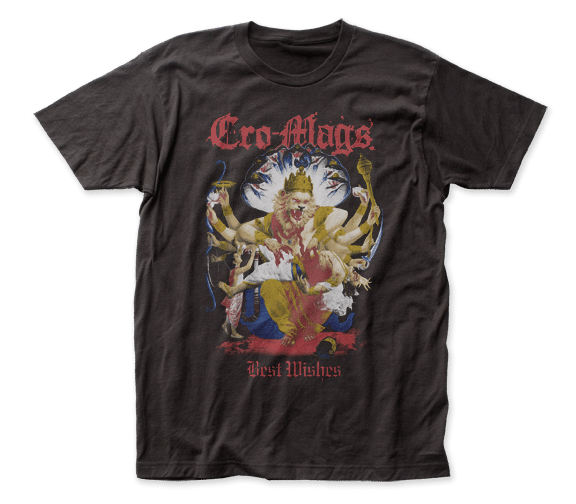 Cro-Mags Down, But Not Out Band Shirt