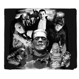 Universal Monster Collage Bifold Wallet