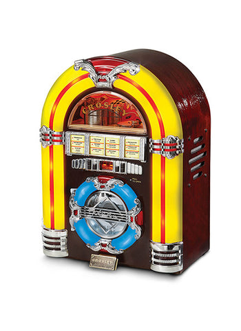 Crosley Jukebox CD - Cherry - DeadRockers