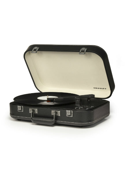 Crosley Coupe Turntable w/ Bluetooth - Black