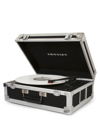 Bound Bluetooth Portable Turntable - Black - DeadRockers