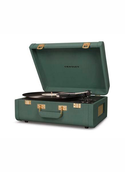 Portfolio Portable Turntable with Bluetooth - Quetzal
