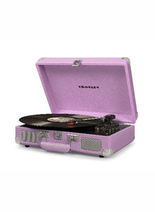 Crosley Cruiser Deluxe Turntable w/ Bluetooth - Lavender