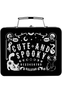 Cute & Spooky Ouija Lunch Box
